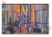 Raymond Vineyards Crystal Cellar II Carry-all Pouch by Donna Tuten