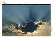 Rays Of Light Carry-all Pouch