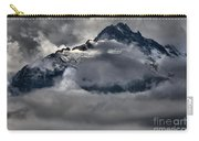 Rays Of Light On The Glaciers Carry-all Pouch