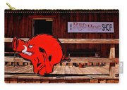 Razorback Country Carry-all Pouch by Benjamin Yeager