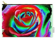 Razzle Dazzle Rose Carry-all Pouch