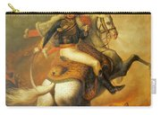 Re Classic Oil Painting General On Canvas#16-2-5-08 Carry-all Pouch
