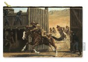 Re-closing Frontiersmen Coming Into The Fort Carry-all Pouch