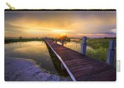Reaching Into Sunset Carry-all Pouch