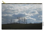 Reaching To The Clouds Carry-all Pouch