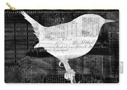 Reader Bird Carry-all Pouch