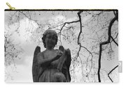Reading Angel Carry-all Pouch by Jennifer Ancker