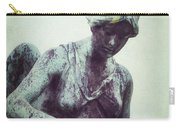 Reading Angel Carry-all Pouch