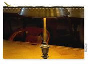 Reading Lamp And Book Carry-all Pouch