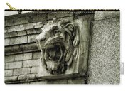 Reading Lion Carry-all Pouch