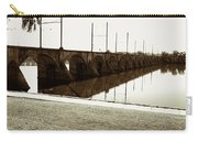 Cumberland Valley Railroad Bridge Carry-all Pouch
