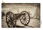 Ready For Battle At Gettysburg Carry-all Pouch