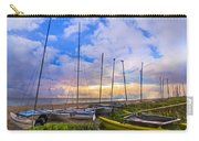 Ready For Sails Carry-all Pouch by Debra and Dave Vanderlaan