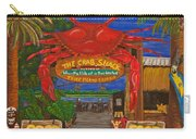 Ready For The Day At The Crab Shack Carry-all Pouch