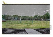 Ready For The Football Season Panorama Digital Art Carry-all Pouch