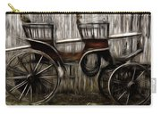 Ready To Ride - Featured In Both Groups Spectacular Artworks Of Faa And Cards For All Occ  Carry-all Pouch