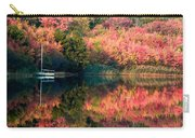 Ready To Sail In The Fall Colors Carry-all Pouch