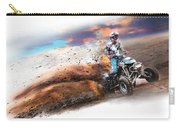 Real Quad Bike Fun Carry-all Pouch