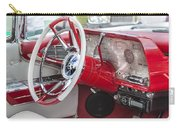 Really Red 1959 Lincoln Interior Carry-all Pouch