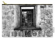 Rear Window Bw Santa Barbara Carry-all Pouch