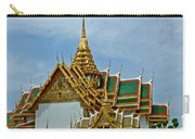 Reception Hall At Grand Palace Of Thailand In Bangkok Carry-all Pouch