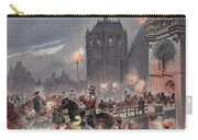 Reception Of Charles V In Amboise Carry-all Pouch