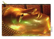 Reclining Buddha 1 Carry-all Pouch