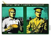 Recruiting Poster - Britain - Rugby Carry-all Pouch