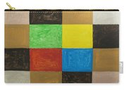 Rectangles Carry-all Pouch