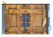 Rectory Door Carry-all Pouch