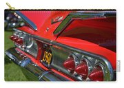 Red 1960 Chevy Carry-all Pouch