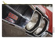 Red 1966 Olds 442  Carry-all Pouch