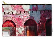Red Abandonment Carry-all Pouch