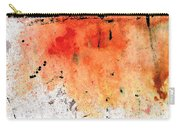 Red Abstract Art - Taking Chances - By Sharon Cummings Carry-all Pouch