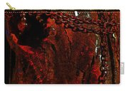 Red Abstract Carry-all Pouch