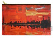 Red Amazon Sunset Carry-all Pouch