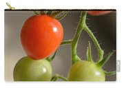 Red And Green Tomatoes Carry-all Pouch