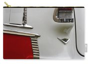 Red And White 1955 Chevy Carry-all Pouch