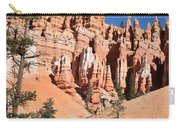 Red And White Rocks - Bryce Canyon Carry-all Pouch