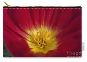 Red And Yellow Poppy 1 Carry-all Pouch