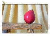 Red Anjou Pear Carry-all Pouch