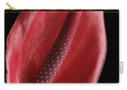 Red Anthurium #3 Carry-all Pouch