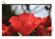 Red April Carry-all Pouch