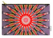 Red Arrow Abstract Carry-all Pouch
