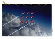 Red Arrows Diamond 9  Carry-all Pouch