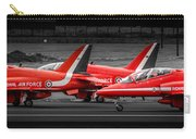 Red Arrows Threesome Take-off Carry-all Pouch