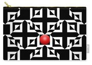 Red Ball 5 Carry-all Pouch