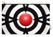 Red Ball 6 Panoramic Carry-all Pouch