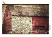 Red Barn Enhanced Carry-all Pouch