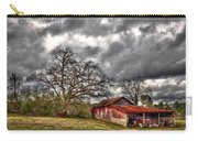 Red Barn On The Boswell Farm Carry-all Pouch